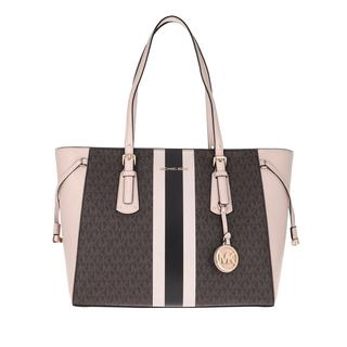 MICHAEL KORS - Tote - Medium TZ Tote Bag Brown Soft Pink - in braun - für Damen