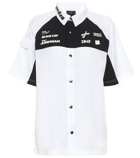Nike - Hemd Jordan Moto aus Twill