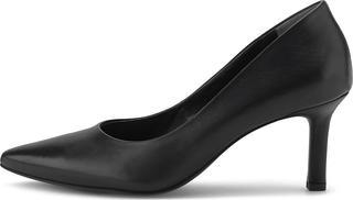 Paul Green - Leder-Pumps in schwarz, Pumps für Damen