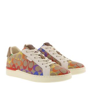 Coach - Sneakers - Shoes Low Top Sneaker Tan Multi - in bunt - für Damen