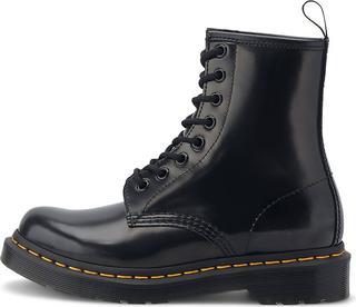 DR. MARTENS - Schnür-Boots 1460 in schwarz, Boots für Damen