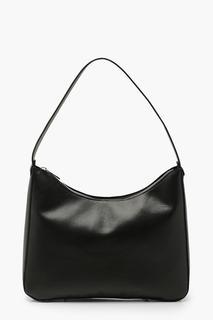 boohoo - Womens Pu Underarm Shoulder Bag - Black - One Size, Black