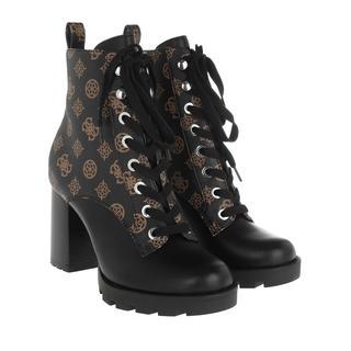 guess - Boots - Raizela Bootie Brown Ocra - in schwarz - für Damen