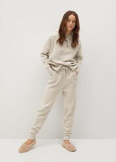 MANGO - Joggerpants aus strick