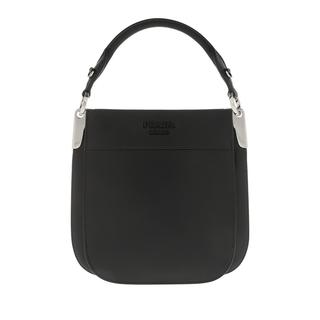 Prada - Umhängetasche - Margit Small Leather Bag Nero - in schwarz - für Damen