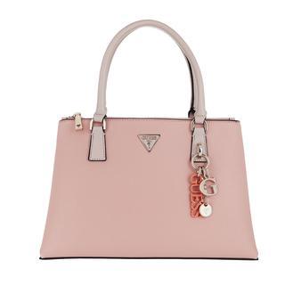 guess - Tote - Becca Status Satchel Blush Multi - in rosa - für Damen