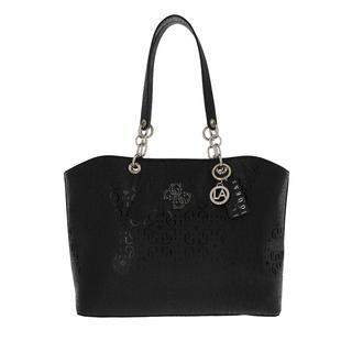 guess - Shopper - Chic Shine Tote Black - in schwarz - für Damen