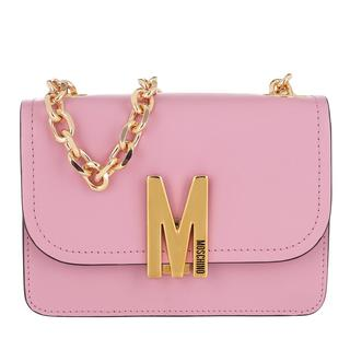 Moschino - Umhängetasche - Crossbody Bag Rosa - in rosa - für Damen