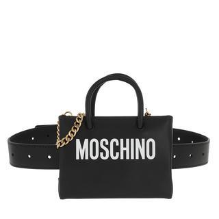 Moschino - Gürteltasche - Belt Bag Fantasia Nero - in schwarz - für Damen