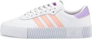adidas Originals - Sneaker Sambarose W in weiß, Sneaker für Damen