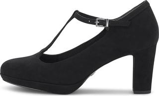 Tamaris - Spangen-Pumps in schwarz, Pumps für Damen