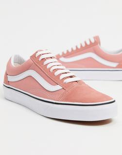 Vans - UA Old Skool – Sneaker in Rosa