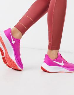 Nike Running - Air Zoom Pegasus 37 – Rosa Sneaker