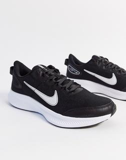 Nike Running - Run All Day 2 – Schwarze Sneaker