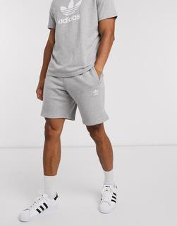 adidas Originals - Essentials– Graue Shorts