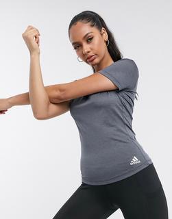 adidas Performance - adidas – Training Performance – Schwarzes T-Shirt