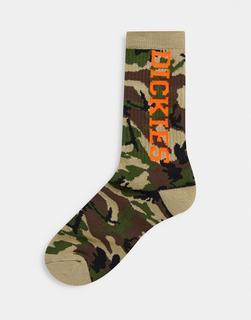 Dickies - Haynesville – Socken mit Military-Muster-Grün