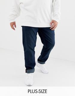 Blend - Twister – Schmale Jeans in verwaschenem Dunkelblau-Navy