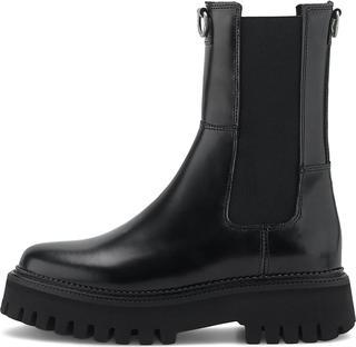 Bronx - Chelsea-Boots Bx 1651-Groov-Y in schwarz, Boots für Damen
