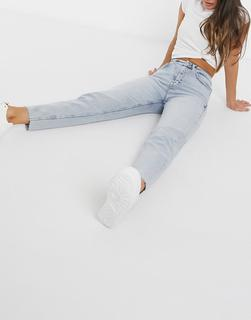 Tommy Jeans - Mom-Jeans-Blau