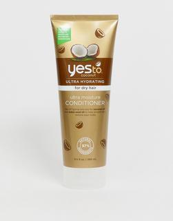 YES TO - Coconut – Ultrafeuchtigkeitsspendende Pflegespülung für trockenes Haar-Keine Farbe
