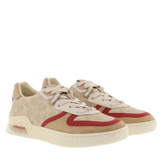 Coach - Sneakers - Shoes Low Top Sneaker Sand Beechwood - in beige - für Damen