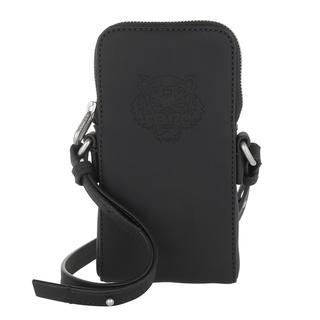 Kenzo - Smartphone Case - Crossbody Black - in schwarz - für Damen