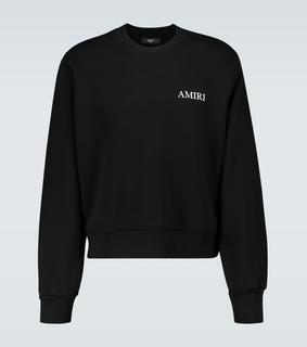 Amiri - Sweatshirt aus Baumwolle