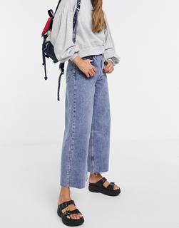 Tommy Jeans - Meg – Jeans mit weitem Bein-Blau