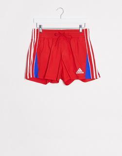 adidas Performance - adidas – Training – Shorts in Rot