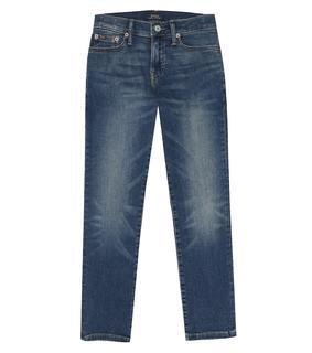 Polo Ralph Lauren Kids - Straight Jeans aus Stretch-Denim