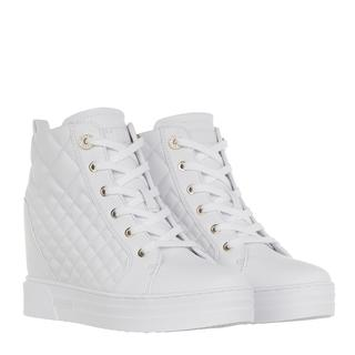 guess - Sneakers - Fase Bootie Leather White - in weiß - für Damen