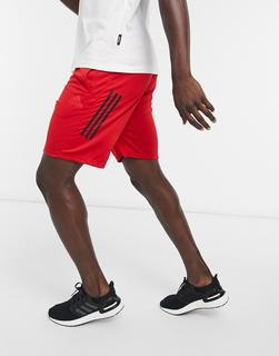 adidas Performance - adidas – Training – Shorts in Rot