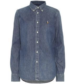 Polo Ralph Lauren - Custom-Fit Jeanshemd