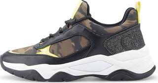 guess - Sneaker Frankey in schwarz, Sneaker für Damen