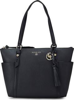 MICHAEL KORS - Shopper Nomad Medium Tz in schwarz, Shopper für Damen