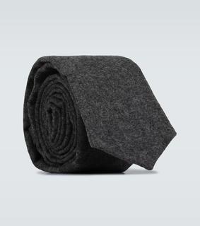 Thom Browne - Krawatte aus Wolle und Kaschmir