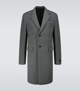 Prada - Mantel aus Wolle