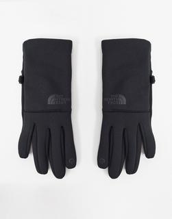THE NORTH FACE - Etip – Handschuhe aus recycelten Materialien in Schwarz