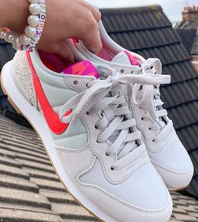 Nike - Internationalist – Sneaker in Rosa