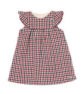 Chloé Kids - Baby Kleid mit Wollanteil