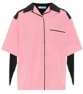 Prada - Hemd aus Baumwolle