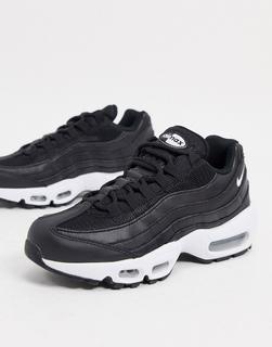 Nike - Air Max 95 – Schwarze Sneaker