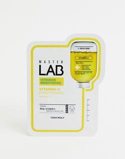 Tonymoly - Master Lab – Aufhellende Tuchmaske mit VitaminC-Keine Farbe