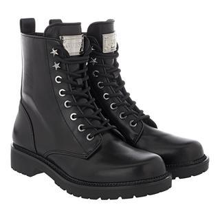 guess - Boots - Talisi Bootie Leather Black - in schwarz - für Damen