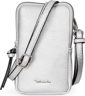 Tamaris - Handy-Tasche in silber, Handyhüllen & Zubehör für Damen