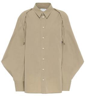 Bottega Veneta - Hemd aus einem Baumwollgemisch