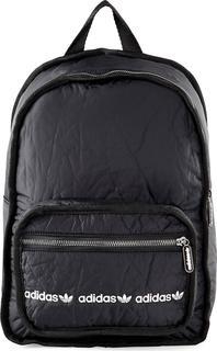 adidas Originals - Nylon-Backpack in schwarz, Rucksäcke für Damen