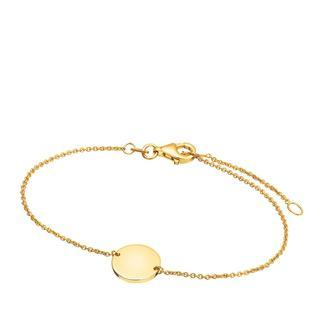 BELORO - Armband - Bracelet Yellow Gold - in gelbgold - für Damen