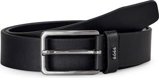 Boss - Gürtel Calis-Logo in schwarz, Gürtel für Herren